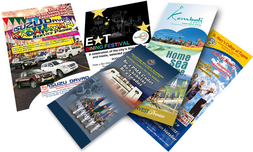 Top 10 Reasons why Brochures Are Still Important for Selling Products and Services